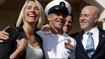 Navy SEAL acquitted of murder in killing of captive in Iraq