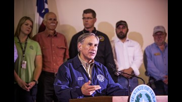 Texas governor activates entire state National Guard for Harvey recovery