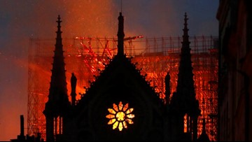 PHOTOS | Inside Notre Dame now that the fire is out