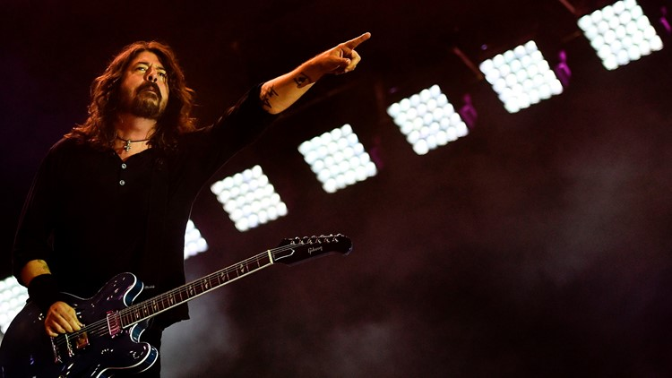Foo Fighters reschedule Fillmore New Orleans opening show ...