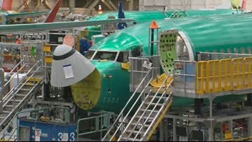FAA seeks to fine Boeing $5.4 million over faulty 737 MAX parts
