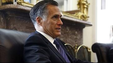 Trump call with Ukraine 'troubling,' Mitt Romney says