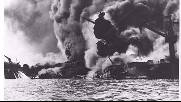 The Pearl Harbor: A date which will live in infamy