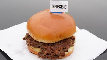 Impossible Foods debuts meatless sausage at Little Caesars