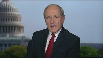 Sen. Risch: The US is now on the road to war with Iran after latest missile attack