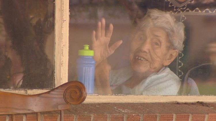 96-year-old Denver woman recovering from COVID-19