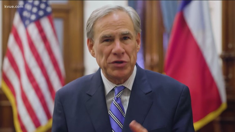 Gov. Greg Abbott issues executive order banning COVID-19 vaccine mandates by any Texas entity