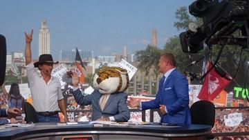 ESPN's Lee Corso picks LSU to win over Texas
