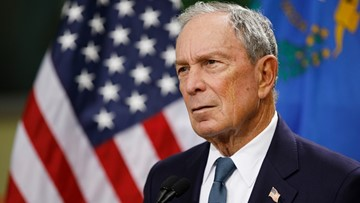 Report: Michael Bloomberg may run for president after all