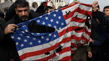 Senators file war powers resolution to prevent war with Iran