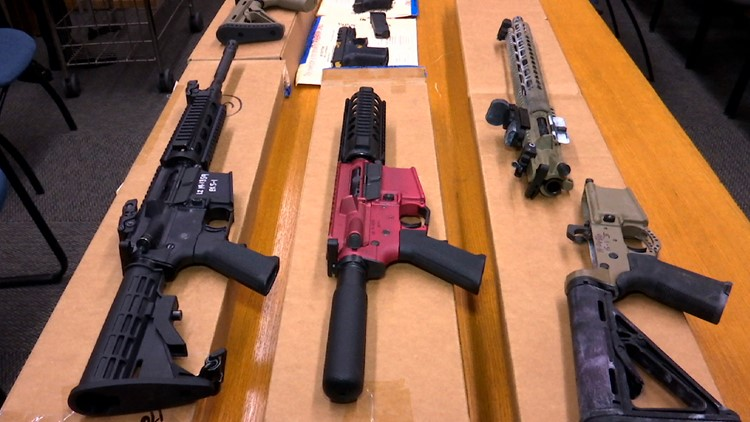 LaPlace man who brought ghost machine gun to New Orleans airport in 2019 gets 3 years