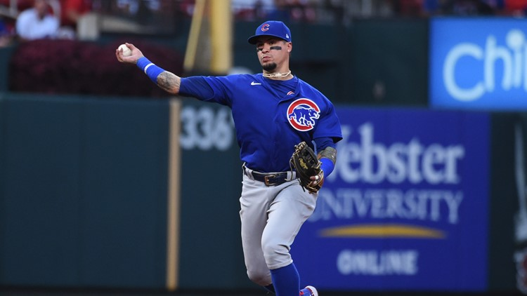 MLB trade deadline tracker: Cubs trade Baez to Mets, Bryant to Giants, Kimbrel to White Sox