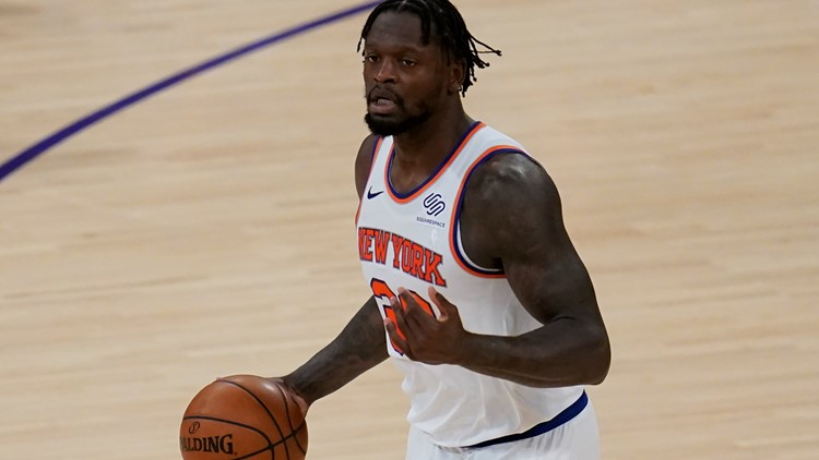 NBA free agency tracker: Julius Randle, New York Knicks agree to 4-year extension
