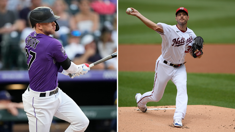 MLB trade deadline: Max Scherzer, Trevor Story, other big names who could be traded this week