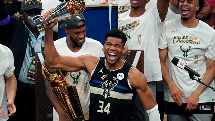 NBA Power Rankings: Bucks, Nets lead way going into 2021-22 season