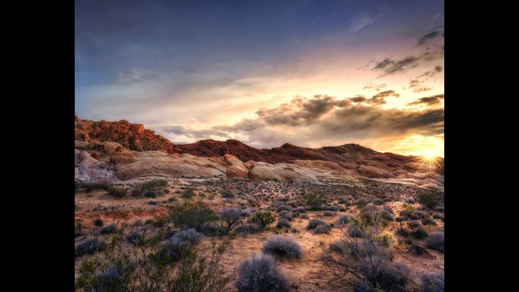 Valley of Fire State Park, Nevada. (Photo by Matt Anderson Photography/Getty Images)
