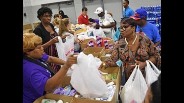Not sure where to donate for Hurricane Harvey relief? Here are 40 (highly rated) places