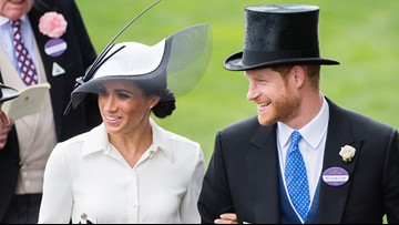 PHOTOS: The best fashion of the Ascot Races with Meghan Markle, the Queen and more