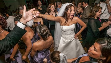 These are the most frequently banned songs at weddings