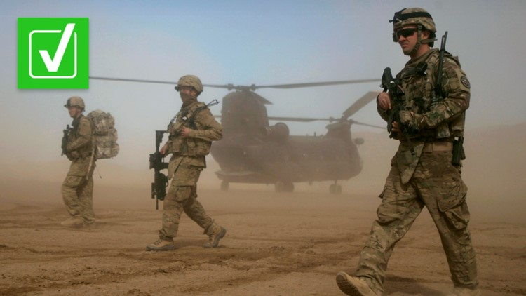 Yes, fighting terrorism was the original US mission in Afghanistan, but nation-building also became a goal