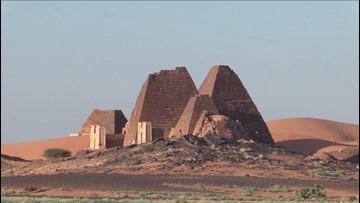 Sudan Is Looking To Restore Pyramids And Attract Tourists & Visitors