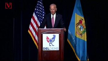 Biden Slips Up During Speech And Trump Called The Former VP A 'Low I.Q. Individual'