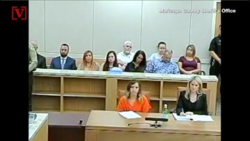 Ex-Teacher Brittany Zamora Sentenced to 20 Years in Prison for Sex With Student