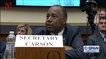 Housing Secretary Ben Carson Fires Back at Rep. Ilhan Omar Over Her Sleep Tweet