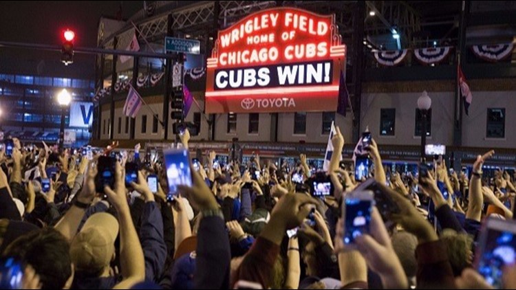 da0524cbfda Social media reaction to Chicago Cubs  first World Series title since 1908