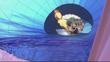 Hot air balloons to invade Carencro