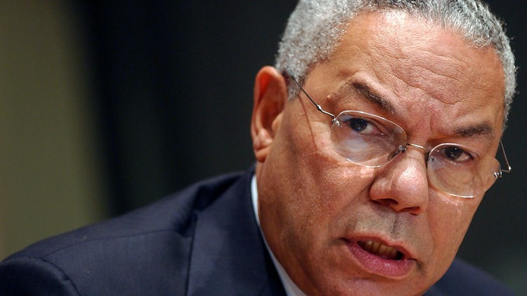 Colin Powell, former Joint Chiefs chairman, dies from COVID-19 complications