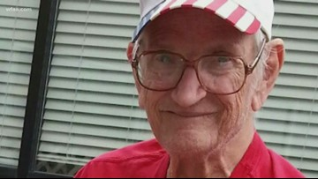 He died with no family. His fellow veterans made sure he wasn't buried that way