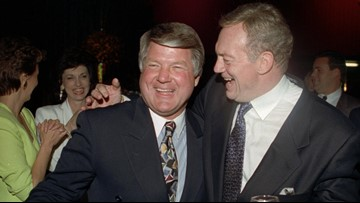 Legendary Cowboys head coach Jimmy Johnson to be enshrined in Pro Football Hall of Fame