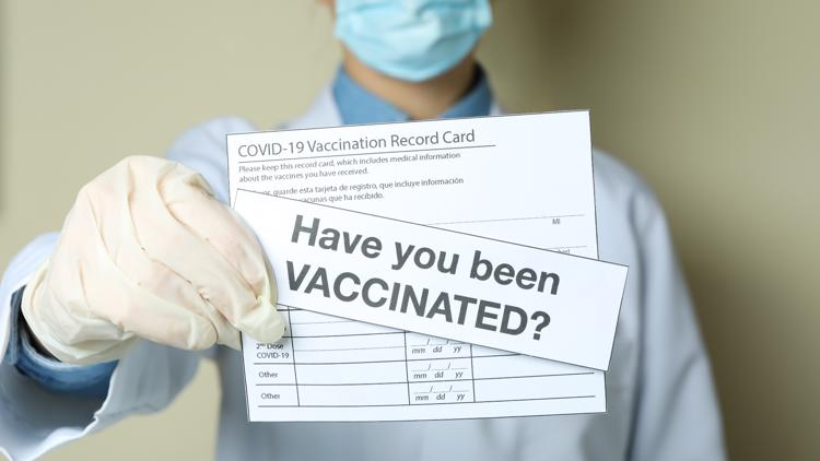 Are you vaccinated? Why that question isn't against HIPAA laws