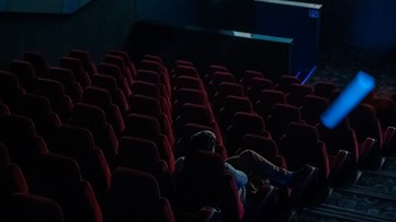 Movie theaters, for now, stay open nationwide