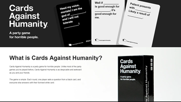 $40 AN HOUR! Cards Against Humanity is hiring