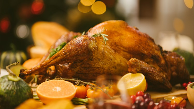 Buy Thanksgiving turkey, sides while you still can, grocers say