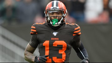 Browns' Odell Beckham Jr. undergoes surgery for core muscle injury