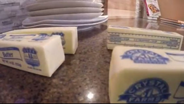 Can you really leave butter out? What foods to leave out and how long