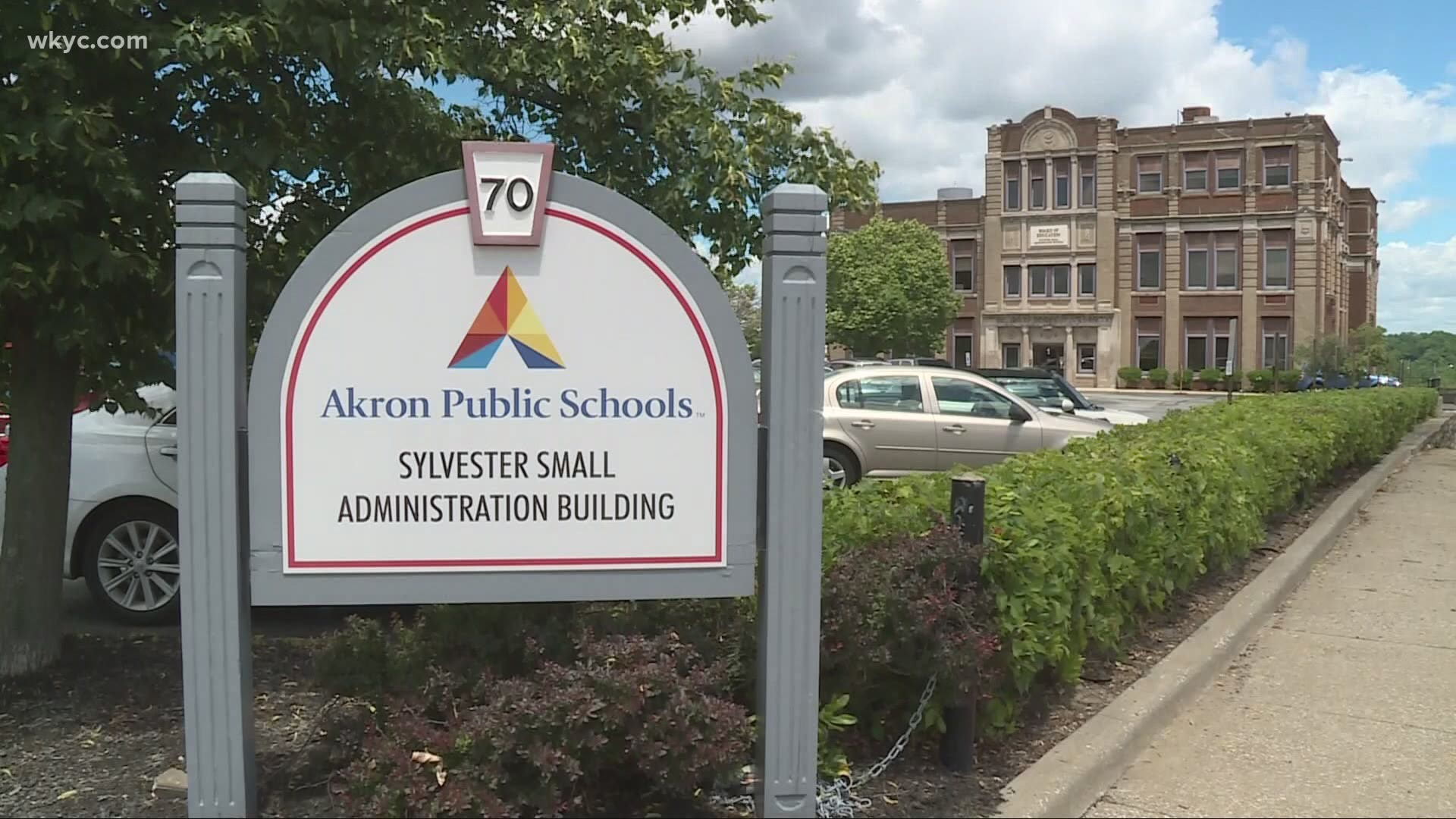 Akron Public Schools to stay remote for rest of calendar year