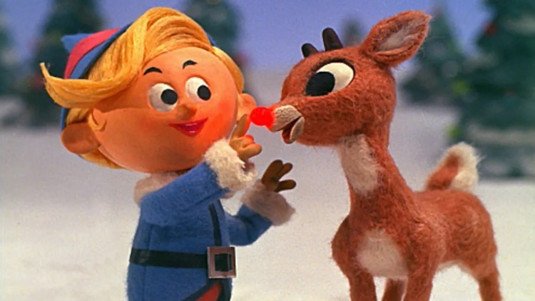Rudolph the Red-Nosed Reindeer airs Monday on WLTX
