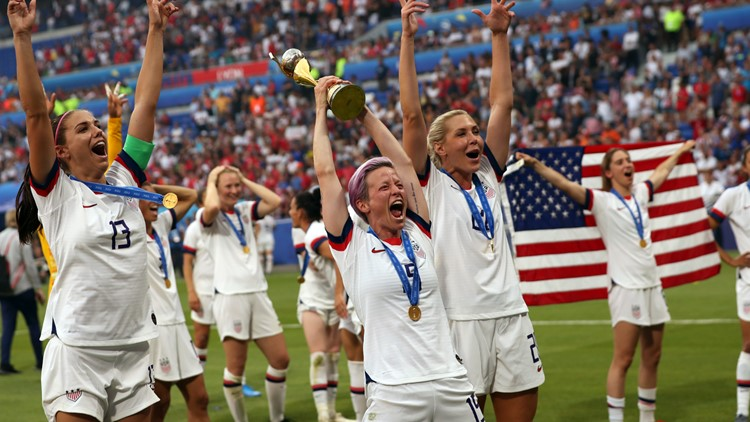 US soccer men's union says women's pay should be tripled