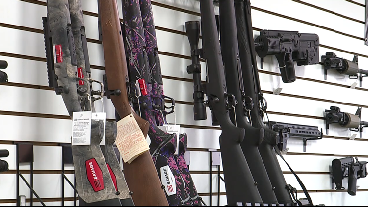 'Every gun store from Baton Rouge to Slidell has been hit,' owner says