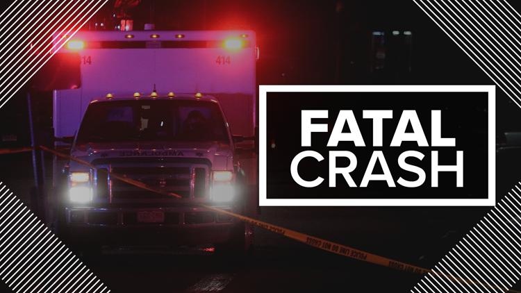 Laplace head-on collision kills Kenner man