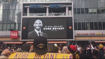 Saints, Pelicans mourn the loss of Kobe Bryant