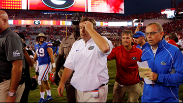 It's official: Jim McElwain out as University of Florida football coach
