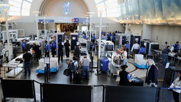 TSA considers ending passenger screening at smaller airports, report says