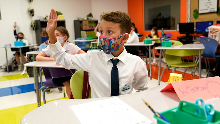 Federal government opens civil rights investigation into Florida's ban on mask mandates in schools