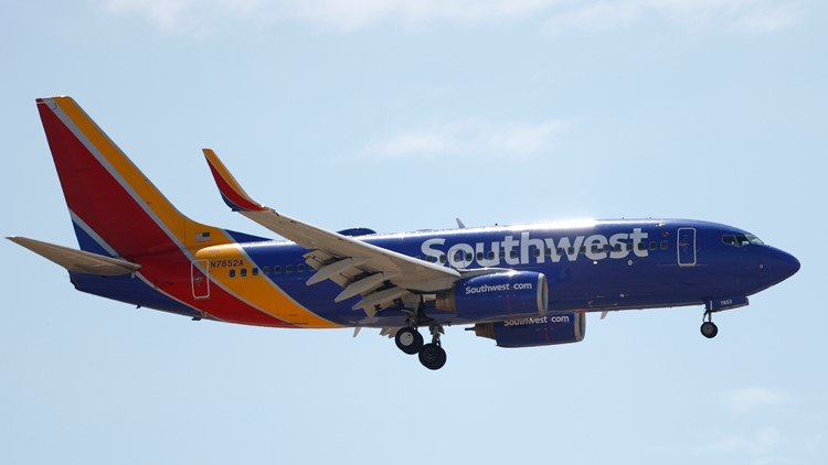 FAA, Southwest pilots cite other reasons for flight cancelations