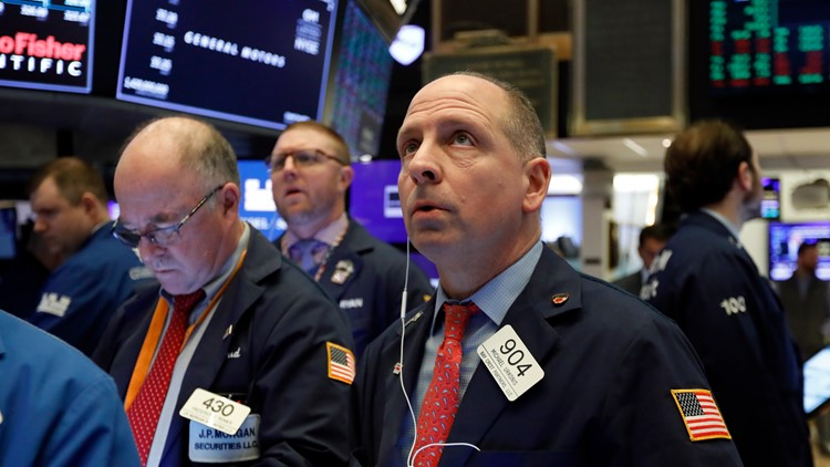 Dow Jones futures down 286 points Friday as coronavirus fear remains